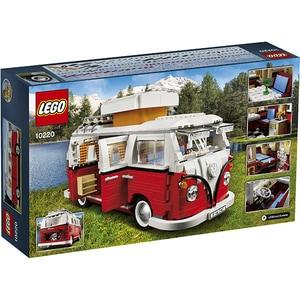 LEGO Creator Expert: Volkswagen T1 Camper Van 10220, 16 ani+, 1334 piese