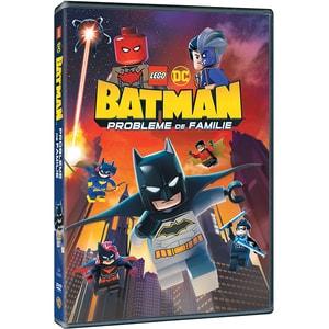Lego DC : Batman - Probleme de familie DVD