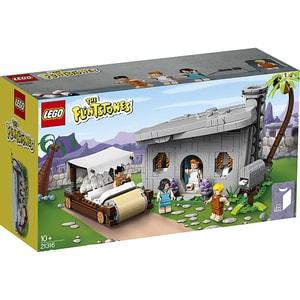 LEGO Ideas: The Flintstones 21316, 10 ani+, 748 piese