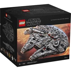 LEGO Star Wars: Millennium Falcon 75192, 16 ani+, 7541 piese