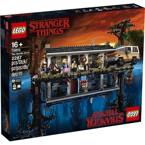 LEGO Stranger Things: The Upside Down 75810, 16 ani+, 2287 piese