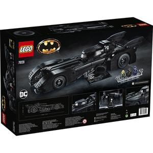 LEGO Super Heroes: 1989 Batmobile 76139, 16 ani+, 3306 piese