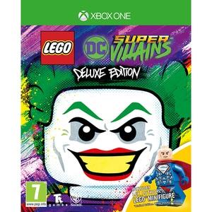 LEGO DC Super-Villains Minifigures Edition Xbox One