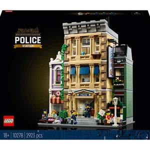 LEGO Icons: Sectia de politie 10278