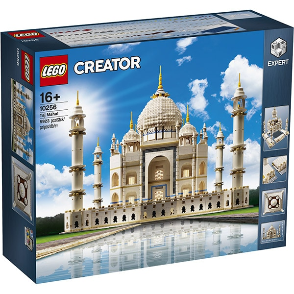 LEGO Creator Expert: Taj Mahal 10256, 16 ani+, 5923 piese