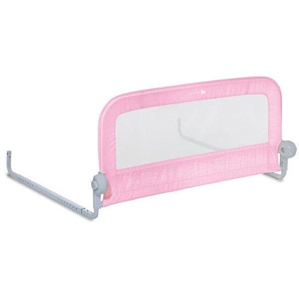 Margine de siguranta pentru pat SUMMER INFANT, 90 cm, roz