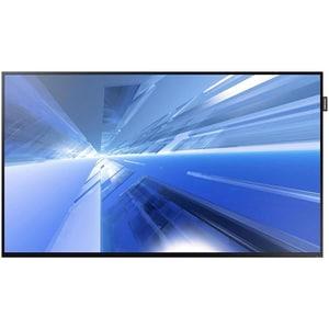 "Display profesional SAMSUNG LH55DCEPLGC, 55"", Full HD, 60 Hz, negru"