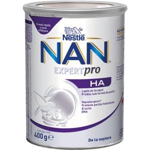 Formula speciala de lapte NESTLE NAN HA 12336796, 0 luni+, 400g