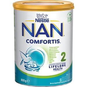 Lapte praf NESTLE NAN Comfortis 2 12418554, 6 luni+, 800g