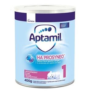 Formula speciala de lapte APTAMIL HA1 629674, 0-6 luni, 400g