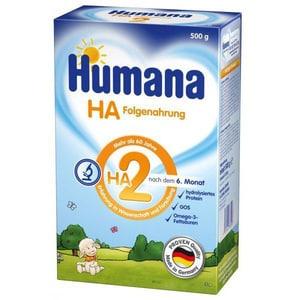 Formula speciala de lapte HUMANA HA2 76329, 6 luni+, 500g