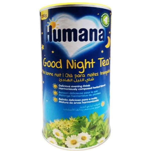 Ceai HUMANA Good Night 73101, 200g