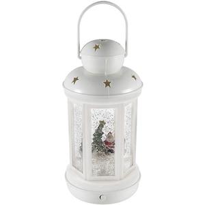 Felinar decorativ LED HOME NLTN5, 2 led-uri, argintiu