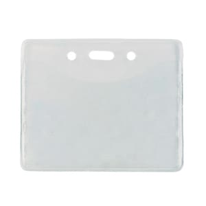 Ecuson orizontal RTC, PVC, transparent