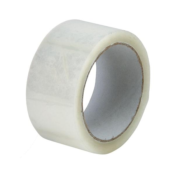 Banda adeziva de ambalare BEDAX, 48 mm x 66 m, 6 role, transparent