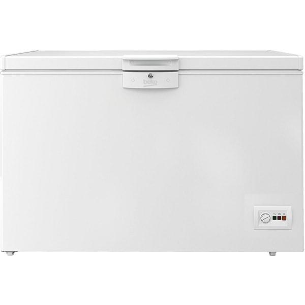 Lada frigorifica BEKO HSA29540N, 284 l, H 86 cm, Clasa E, alb