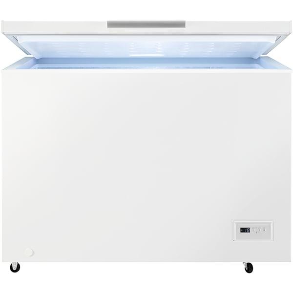 Lada frigorifica ZANUSSI ZCAN31FW1, 308 l, H 84.5 cm, Clasa F, alb