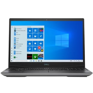 "Laptop Gaming DELL Inspiron G5 5505, AMD Ryzen 5-4600H pana la 4.0GHz, 15.6"" Full HD, 8GB, SSD 512GB, AMD Radeon RX 5600M 6GB, Windows 10 Home, negru"
