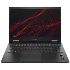 "Laptop Gaming HP Omen 15-ek0022nq, Intel Core i7-10750H pana la 5.0GHz, 15.6"" Full HD, 16GB, SSD 1TB, NVIDIA GeForce RTX 2070 Max-Q 8GB, Free DOS, negru"