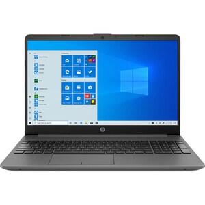 "Laptop HP 15-gw0007nq, AMD Ryzen 3 3250U pana la 3.5GHz, 15.6"" Full HD, 8GB, SSD 512GB, AMD Radeon Graphics, Windows 10 Home S, gri"