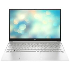 "Laptop HP Pavilion 15-eg0076nq, Intel Core i5-1135G7 pana la 4.2GHz, 15.6"" Full HD, 16GB, SSD 512GB, Intel Iris Xe Graphics, Free Dos, argintiu"