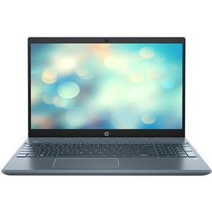 "Laptop HP Pavilion 15-cs3009nq, Intel Core i5-1035G1 pana la 3.6GHz, 15.6"" Full HD, 8GB, SSD 256GB, Intel UHD Graphics, Free Dos, Fog Blue"