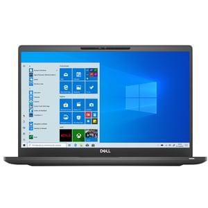 """Laptop DELL Latitude 7300, Intel Core i7-8665U pana la 4.8GHz, 13.3"""" Full HD, 16GB, SSD 512GB, Intel UHD 620 Graphics, Windows 10 Pro, negru"""