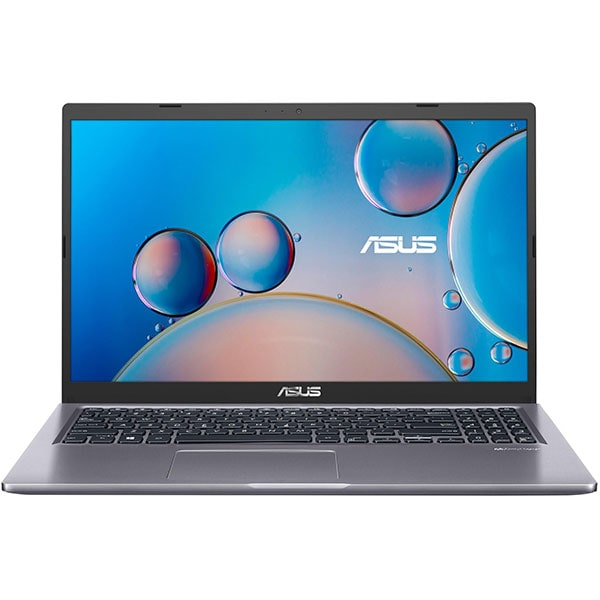 "Laptop ASUS M515DA-BR355, AMD Ryzen 3 3250U pana la 3.5GHz, 15.6"" HD, 8GB, SSD 256GB, AMD Radeon Graphics, Free Dos, gri"