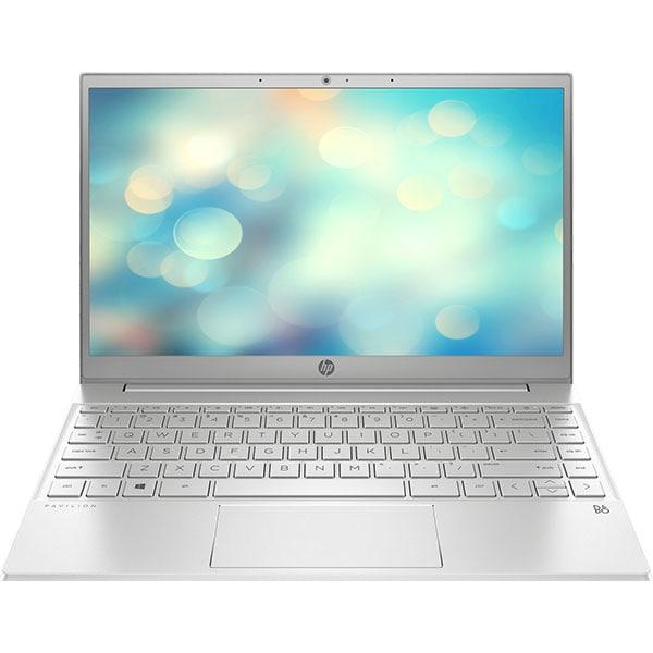 "Laptop HP Pavilion 13-bb0015nq, Intel Core i7-1165G7 pana la 4.7GHz, 13.3"" Full HD, 8GB, SSD 256GB,  Intel Iris Xe Graphics, Free DOS, argintiu"