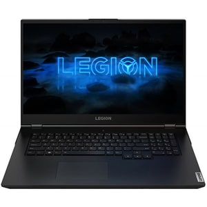 "Laptop Gaming LENOVO Legion 5 17IMH05, Intel Core i5-10300H pana la 4.5GHz, 17.3"" Full HD, 16GB, SSD 512GB, NVIDIA GeForce GTX 1650 Ti 4GB, Free DOS, negru"