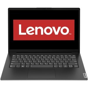 "Laptop LENOVO V14 Gen2 ALC, AMD Ryzen 7 5700U pana la 4.3GHz, 14"" Full HD, 16GB, SSD 512GB, AMD Radeon Graphics, Free Dos, negru"