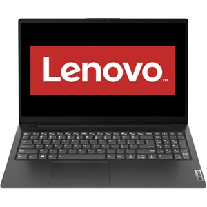 "Laptop LENOVO V15 Gen2 ALC, AMD Ryzen 7 5700U pana la 4.3GHz, 15.6"" Full HD, 8GB, SSD 512GB, AMD Radeon Graphics, Free Dos, negru"