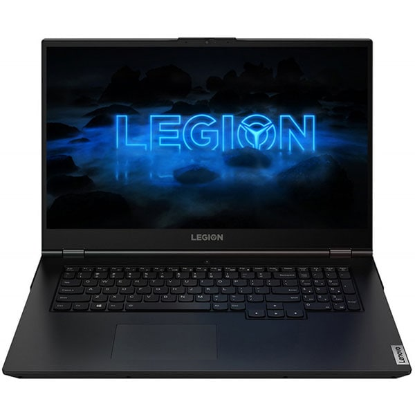 "Laptop Gaming LENOVO Legion 5 17IMH05, Intel Core i5-10300H pana la 4.5GHz, 17.3"" Full HD, 8GB, SSD 512GB, NVIDIA GeForce GTX 1650 4GB, Free DOS, negru"