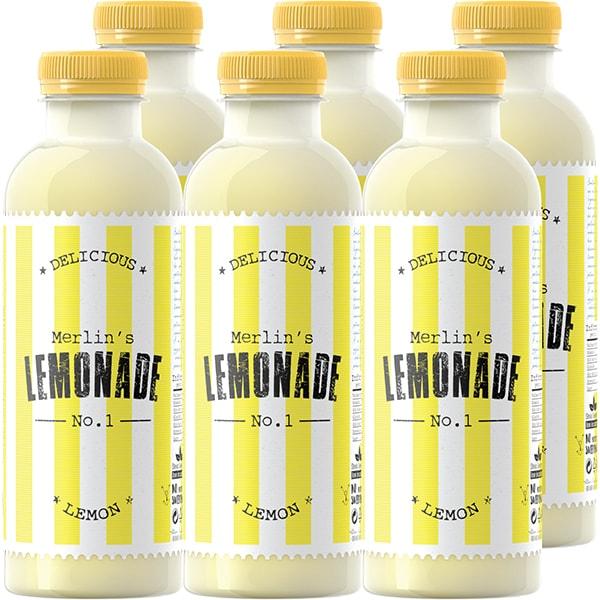 Limonada LEMONADE NO. 1 Lemon bax 0.6L x 6 sticle