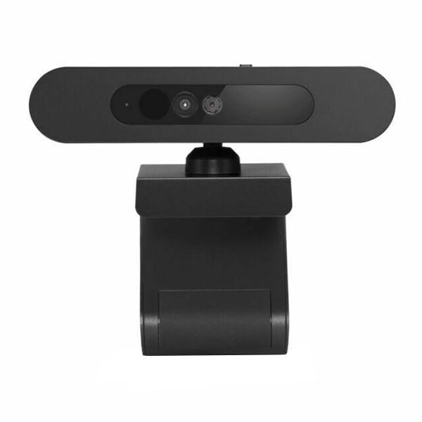 Camera Web LENOVO 500, Full HD 1080p, negru