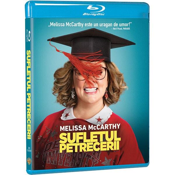 Sufletul petrecerii Blu-ray