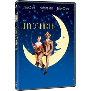 Luna de hartie DVD