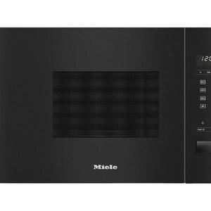 Cuptor cu microunde incorporabil MIELE M 2230 SC D, 20 l, 800 W, negru