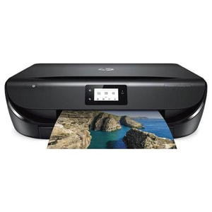 Multifunctional inkjet color HP DeskJet Ink Advantage 5075 All-in-One Printer, A4, USB, Wi-Fi