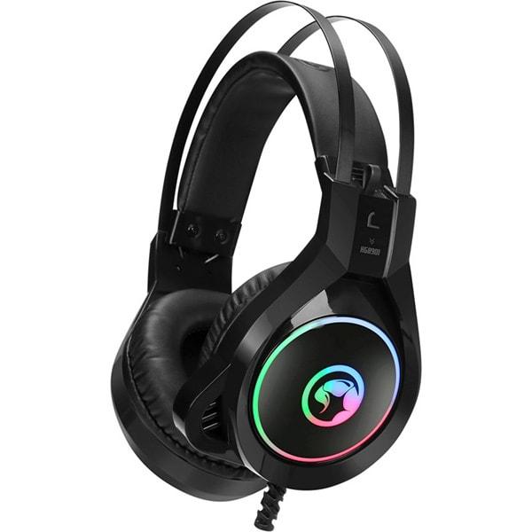 Casti Gaming MARVO HG8901, stereo, 3.5 mm, USB, negru