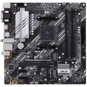 Placa de baza ASUS Prime B550M-A WI-FI, Socket AM4, mATX