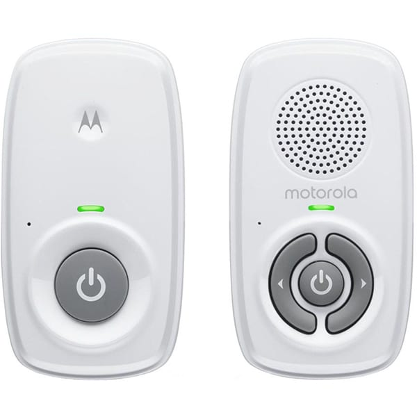Monitor audio digital MOTOROLA MBP21, alb