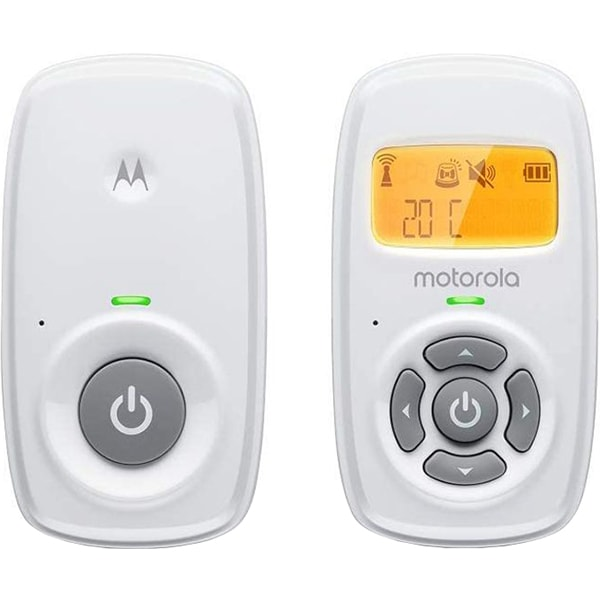 Monitor audio digital MOTOROLA MBP24, alb