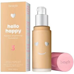 Fond de ten BENEFIT Hello Happy Flawless, 03 Light Neutral Warm, 30ml