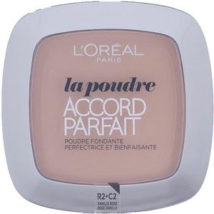 Pudra compacta L'OREAL PARIS Accord Parfait, D3 Beige Dore, 9g