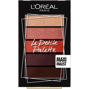 Paleta farduri L'OREAL PARIS La Petite Palette, Maximalist, 4g