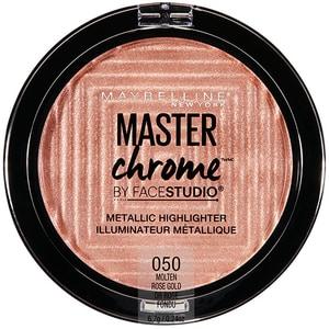 Iluminator MAYBELLINE NEW YORK Master Chrome, 050 Molten Rosegold, 9g