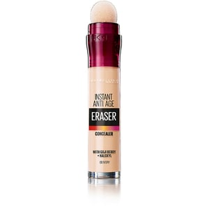 Corector MAYBELLINE NEW YORK Instant Anti Age Eraser, 00 Ivory, 6.8ml