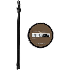 Pomada pentru sprancene MAYBELLINE NEW YORK Tattoo Brow, 03 Medium, 4ml