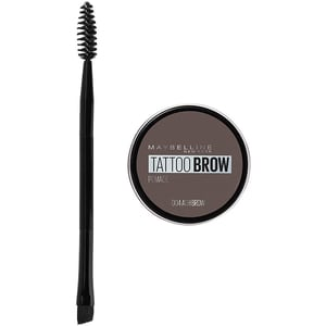 Pomada pentru sprancene MAYBELLINE NEW YORK Tattoo Brow, 04 Ash Brown, 4ml